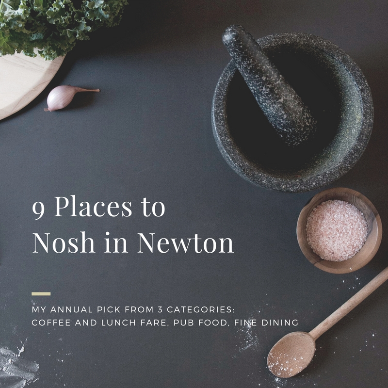 9 Places to Nosh in Newton